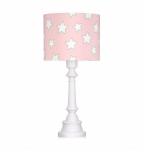 Lampa Pink Stars Lamps&Co