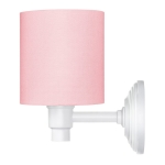 Kinkiet Classic pink Lamps&Co