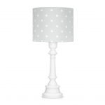 Lampa Lovely Dots Grey Lamps&Co