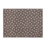 Dywan Dots Dark Grey/Nude Lorena Canals