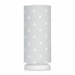 Lampka nocna Dots grey Lamps&Co