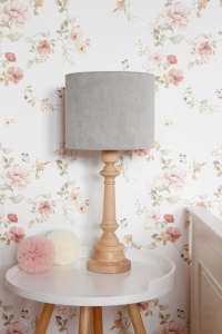 Lampa Velvet grey Lamps&Co