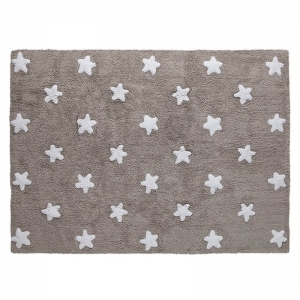 Dywan Linen Stars White Lorena Canals