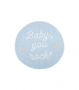 Dywan - Baby, you rock!, Mr Wonderful & Lorena Canals