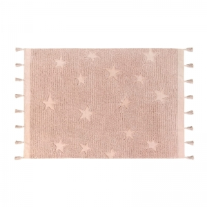 Dywan Hippy Stars Vintage Nude Lorena Canals