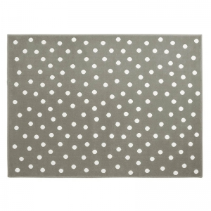 Dywan Dots Gris/Grey Lorena Canals