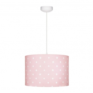 Lampa wisząca Lovely Dots Pink Lamps&Co
