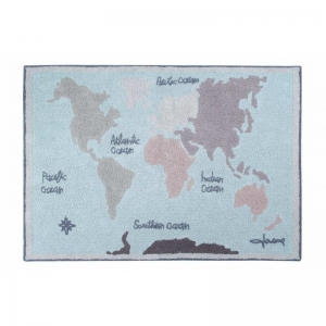Dywan Vintage Map Lorena Canals