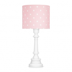 Lampa Lovely Dots Pink Lamps&Co